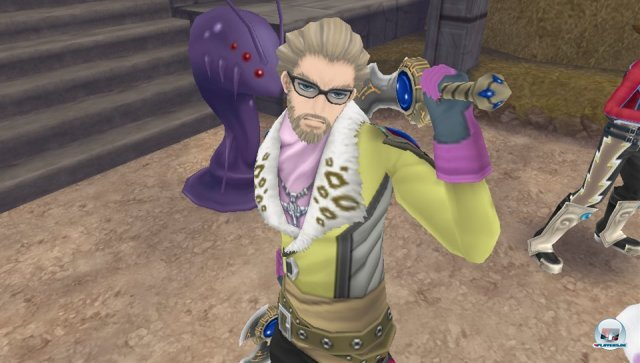 Screenshot - Tales of Hearts (PS_Vita) 92427227