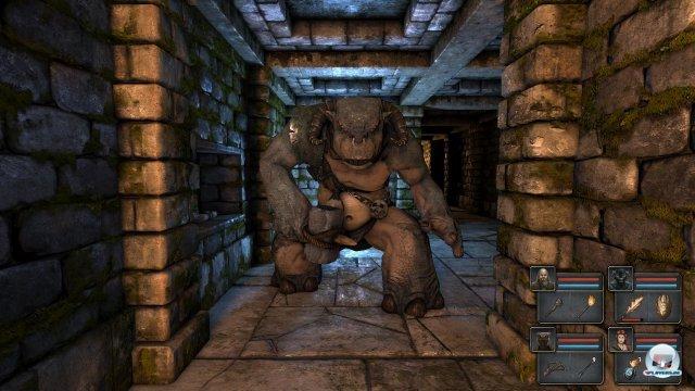 Screenshot - Legend of Grimrock (PC) 2340592