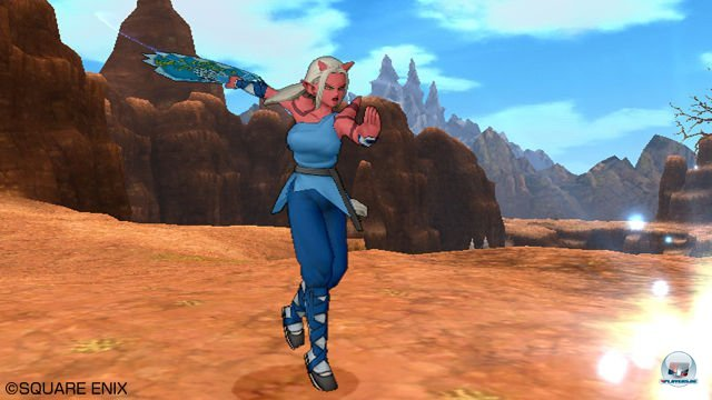Screenshot - Dragon Quest X Online (Wii) 2292927