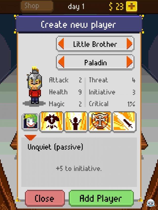 Screenshot - Knights of Pen & Paper (iPad) 92458326