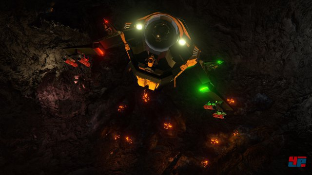 Screenshot - Descent: Underground (PC) 92501078