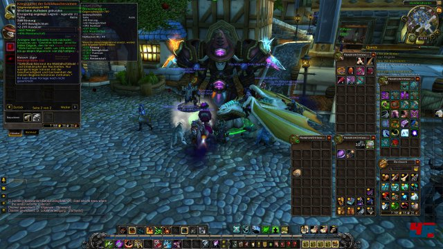 Screenshot - World of WarCraft: Legion (Mac) 92530864