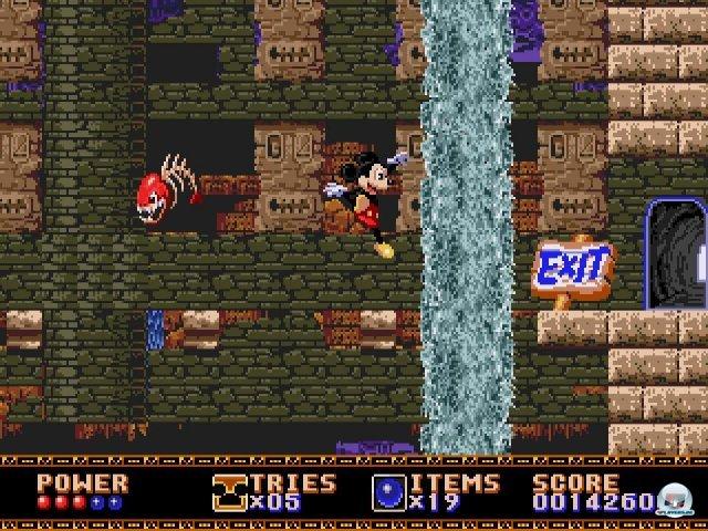 Eine Maus mit einer Mission: Minnie aus den Klauen der garstigen Oberhexe Mizrabel befreien!