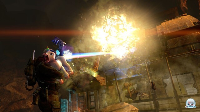 Screenshot - Red Faction: Armageddon (PlayStation3)