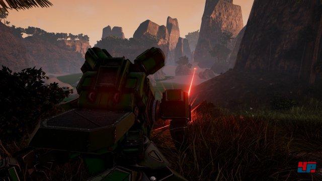 Screenshot - Heavy Gear Assault (PC) 92538094