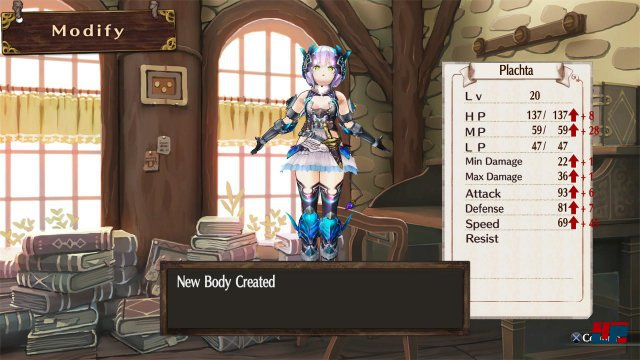 Screenshot - Atelier Sophie: The Alchemist of the Mysterious Book (PS4) 92527355