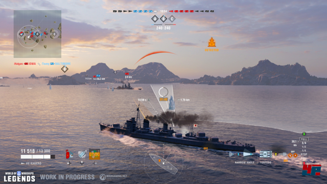 Screenshot - World of Warships (PS4) 92572394