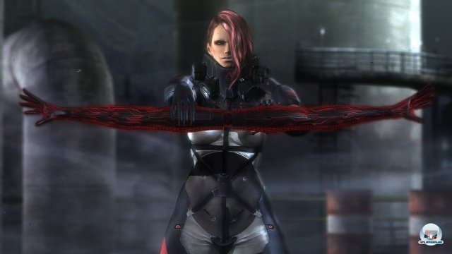 Screenshot - Metal Gear Rising: Revengeance (360) 92404297