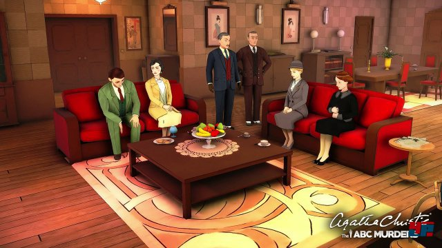 Screenshot - Agatha Christie: The ABC Murders (Mac) 92519660