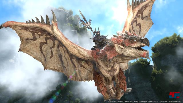 Screenshot - Final Fantasy 14 Online: Stormblood (Mac) 92569356
