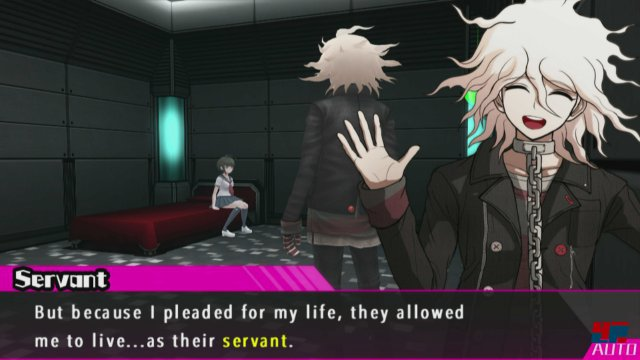 Screenshot - DanganRonpa Another Episode: Ultra Despair Girls (PS_Vita)