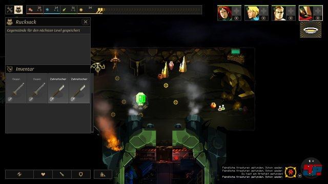 D�ster: In den Schatten der Dungeons von Auriga lauert der Tod.