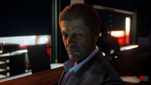 Der ehemalige Bond-Bösewicht Sean Bean schlüpft in die Rolle für das erste schwer zu fassende Ziel. Ob er das wohl überleben wird?