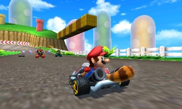 Screenshot - Mario Kart 7 (3DS) 2275492