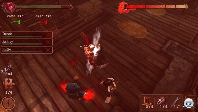 Screenshot - Silent Hill: Book of Memories (PS_Vita) 2375282
