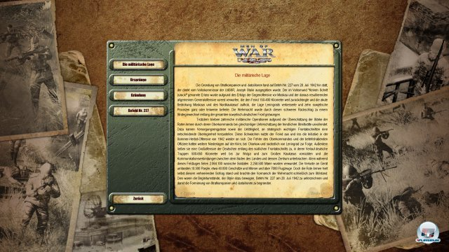 Screenshot - Men of War: Condemned Heroes (PC-CDROM)