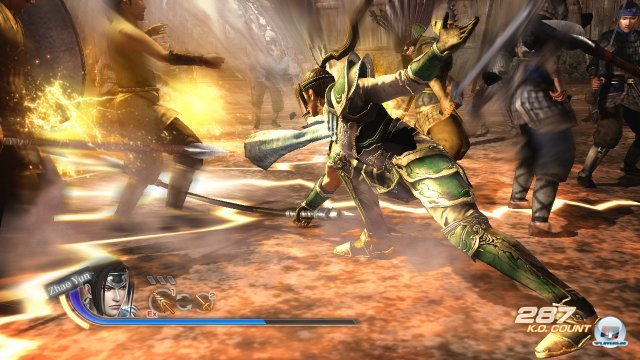 Screenshot - Dynasty Warriors 7: Xtreme Legends (PlayStation3) 2277332