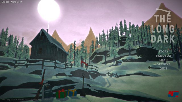 Screenshot - The Long Dark (PC)