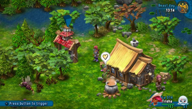In der aus mehreren Inseln bestehenden Spielwelt gibt es nach wie vor viel zu entdecken.