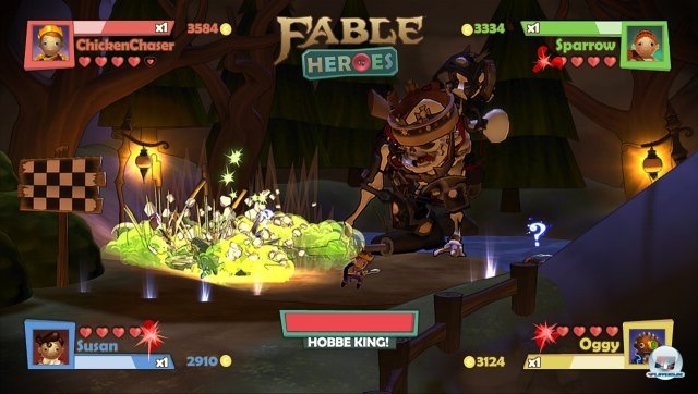 Screenshot - Fable Heroes (360) 2327532