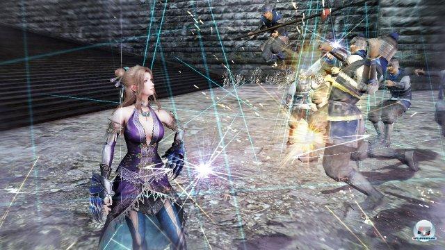 Screenshot - Dynasty Warriors 8 (PlayStation3) 92433592