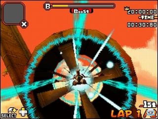 Screenshot - Solatorobo - Red the Hunter (NDS) 2223693