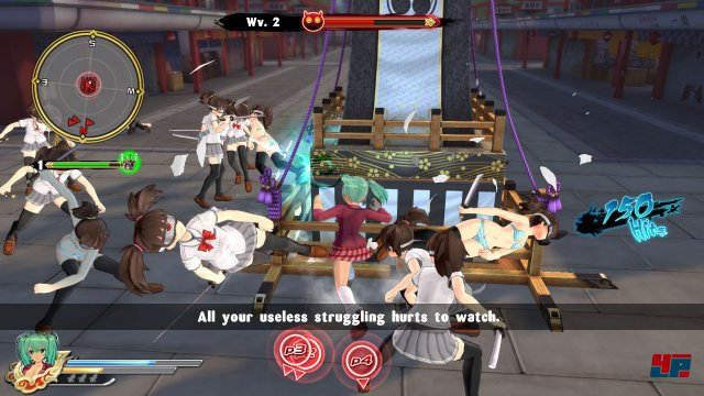 Screenshot - Senran Kagura: Estival Versus (PC)