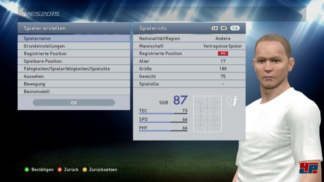 Screenshot - Pro Evolution Soccer 2015 (PC) 92494900