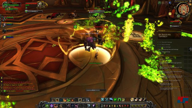 Screenshot - World of WarCraft: Legion (Mac) 92530849