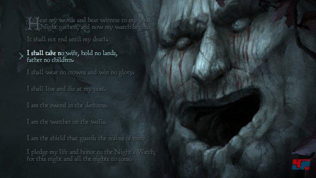Screenshot - Game of Thrones - Episode 3: The Sword in the Darkness (iPad) 92502852