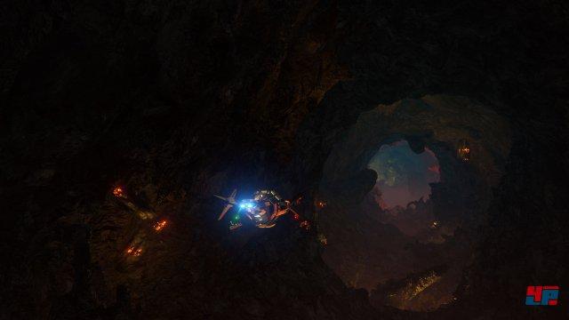 Screenshot - Descent: Underground (PC) 92501086