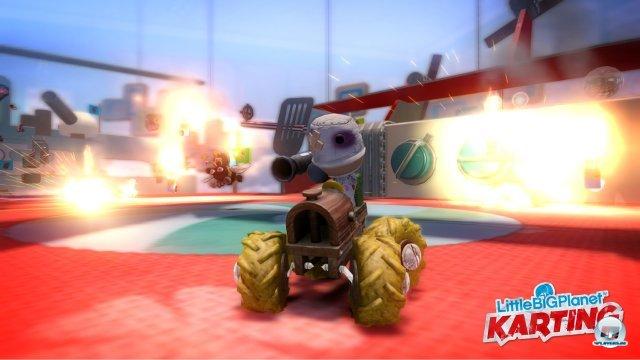 Screenshot - LittleBigPlanet Karting (PlayStation3) 2359062