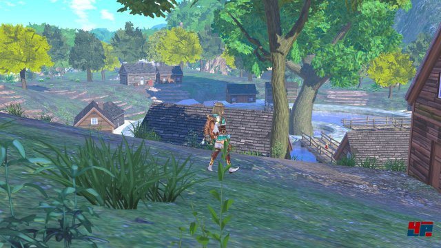 Screenshot - Atelier Firis: The Alchemist and the Mysterious Journey (PC)