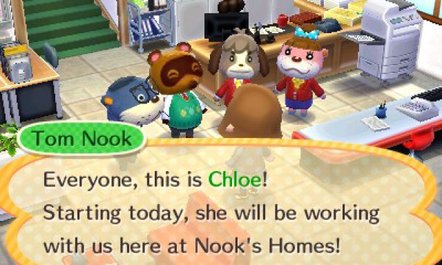 Screenshot - Animal Crossing: Happy Home Designer (3DS)