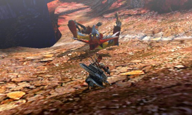 Screenshot - Monster Hunter 4 (3DS) 92398977