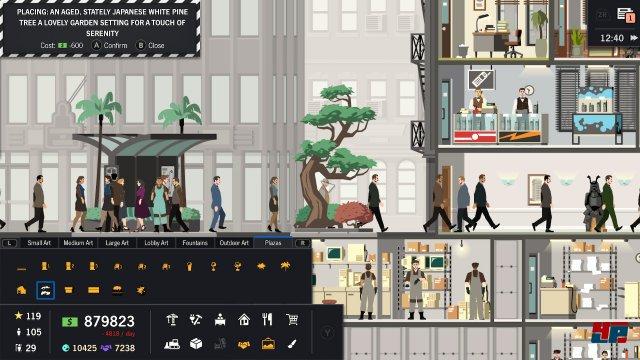 Screenshot - Project Highrise (Switch)