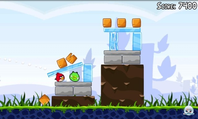 Screenshot - Angry Birds (Android) 2242918
