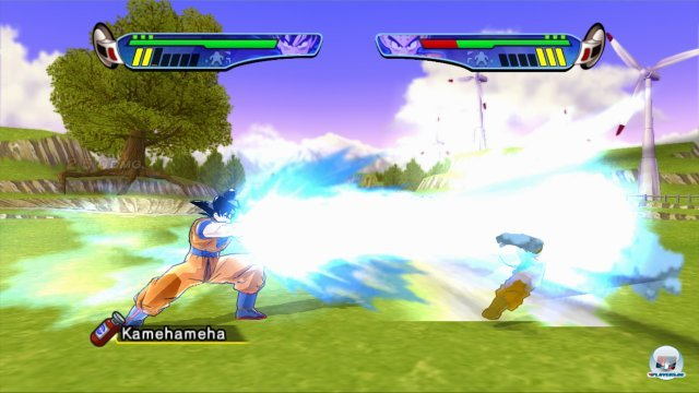 Screenshot - Dragon Ball Z Budokai HD Collection (PlayStation3) 2373732