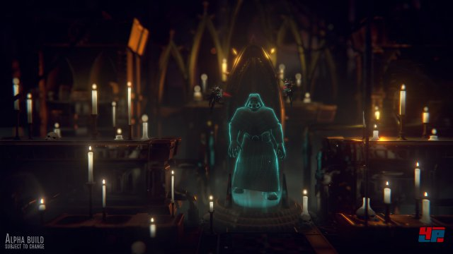 Screenshot - Warhammer 40.000: Mechanicus (Linux)