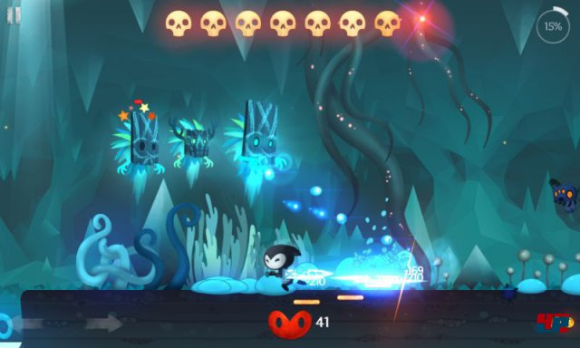 Screenshot - Reaper: Tale of a Pale Swordsman (Android) 92477530