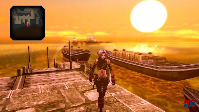 Screenshot - .hack//G.U. Last Recode (PC)