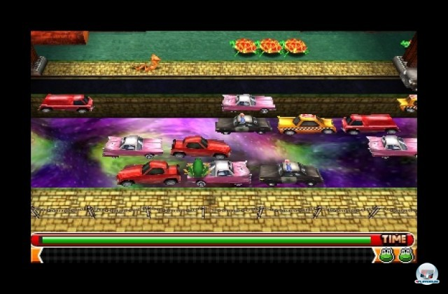Screenshot - Frogger 3D (3DS) 2252617