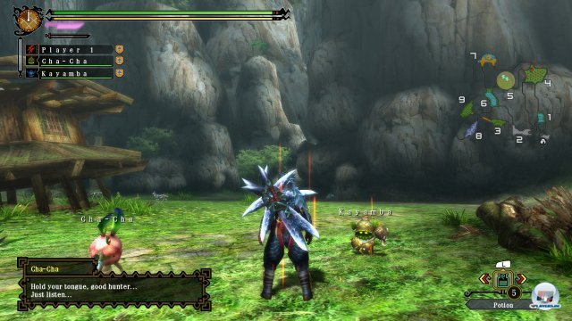 Screenshot - Monster Hunter 3 Ultimate (Wii_U) 92439177