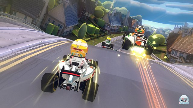 Screenshot - F1 Race Stars (Wii_U)
