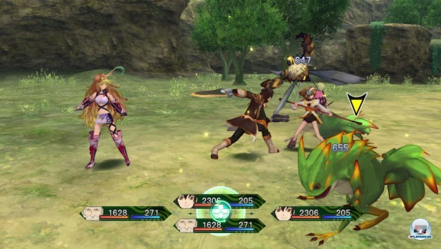 Screenshot - Tales of Xillia (PlayStation3) 2219302