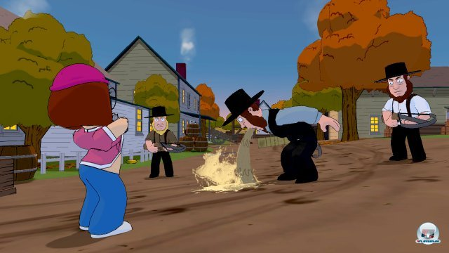 Screenshot - Family Guy: Zur�ck ins Multiversum (360)