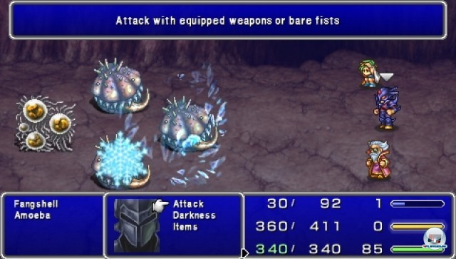 Screenshot - Final Fantasy IV: The Complete Collection (PSP) 2217853