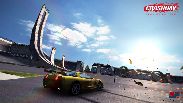 Screenshot - Crashday (PC)