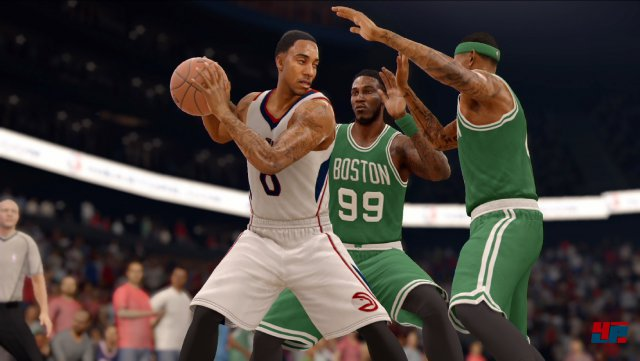 Screenshot - NBA Live 16 (PlayStation4) 92507357