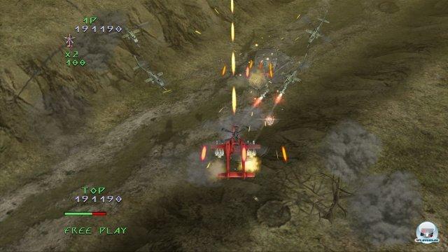 Screenshot - Under Defeat HD - Deluxe Edition (360) 2393912